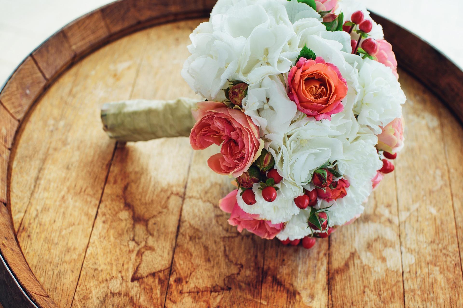 結婚式の会場装花・フラワーアイテムの市場規模