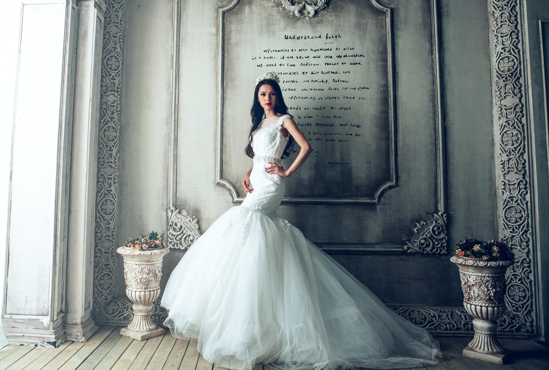ブライダル業界のドレスの市場規模