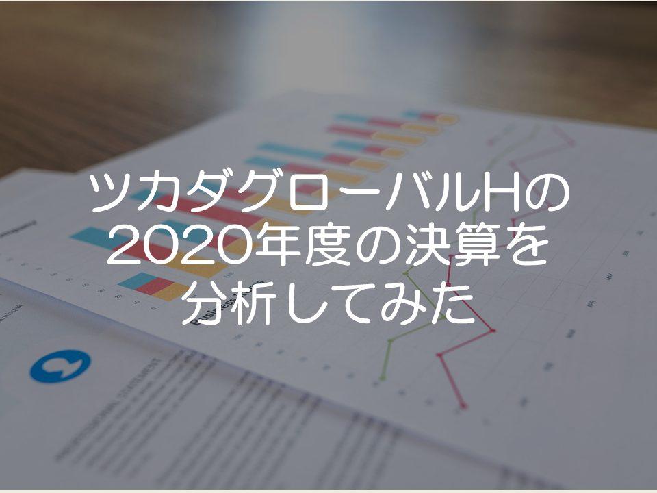 ツカダグローバルホールディングの2019年度決算分析_サムネイル