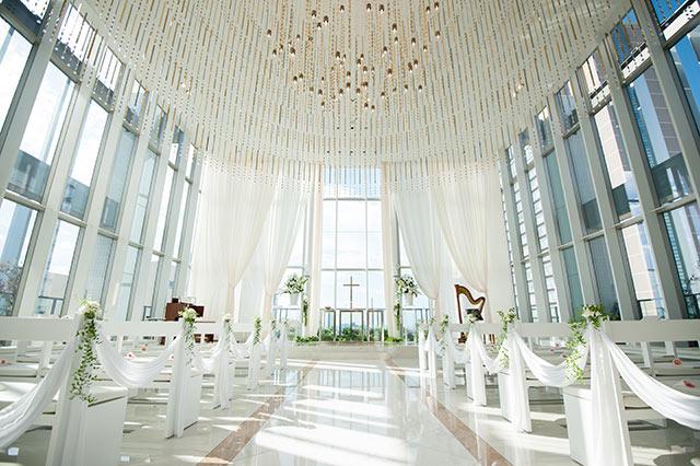 結婚式場見学予約